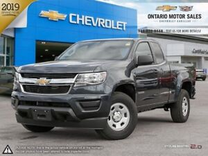 2019 Chevrolet Colorado WT 2WD / HD TRAILERING PACKAGE / EZ L...