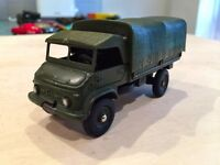 Dinky Toys, Mercedes-Benz Unimog, French Army Lorry.