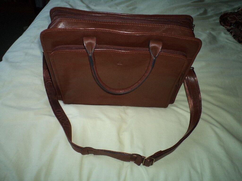 Domo Handbag Briefcase