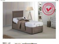 Electric/Adjustable single bed