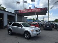 2010 Ford Escape limited cuir toit mags 4x4