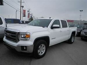 2014 GMC Sierra 1500 SLE | Crew Cab | 8 Screen