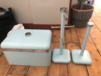 Swan retro kitchen set