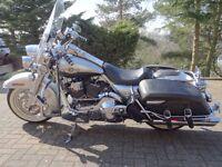100th Anniversary Harley Davidson Road King Classic FLHRCI & Private Reg NEF 333