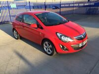 VAUXHALL CORSA 1.2 ONLY 27000 MILEAGE