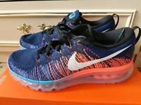 Nike flynits max Bnib size 7