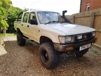 Toyota Hilux Double Cab MK3