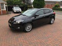 2012 62 Ford Focus Zetec TDCI Top Spec Cheap Car Bargain FSH Look
