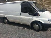 Ford transit for spares or repair