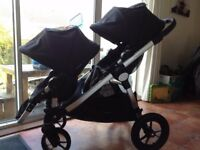 Baby Jogger City Select double in excellent condition very clean