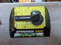 360 Degree Spinner Camera