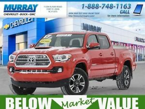 2017 Toyota Tacoma TRD Sport  **navigation! heated seats!**