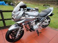 Motorbike, Suzuki GSF 1250 SA K9, Low miles,