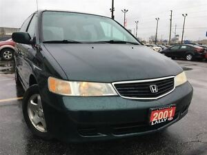 2001 Honda Odyssey EX, Power Sliding Doors, Tow Package, Power S