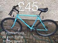 Gents Mountain Bikes £35 - £100 mountain bike cycle