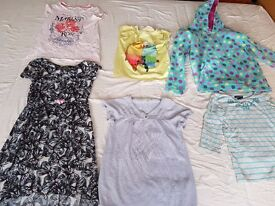 Girl's quality bundle 8-12 years including Peter Storm, Vertbaudet, Gap, H&M