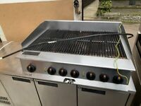 ELECTRIC 3 PHASE BBQ KEBAB GRILL PERI PERI CHICKEN BBQ RESTAURANT SHOP CATERING COMMERCIAL SHOP