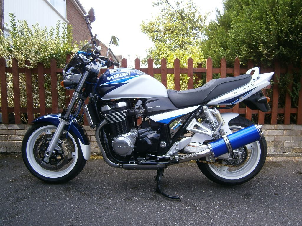 suzuki gsx 1400 k3 in fleet hampshire gumtree. Black Bedroom Furniture Sets. Home Design Ideas
