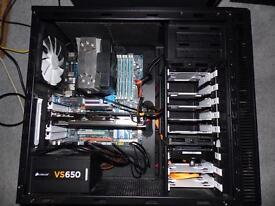 Custom Gaming PC Xeon i7 NVIDIA MSI GTX 680