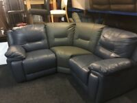 New/Ex Display LazyBoy Electric Recliner Corner Sofa