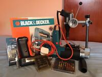In time for Christmas: nice set of barely used home Power tools