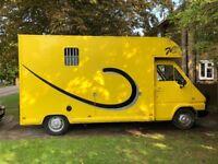 Renault Master 3.5 ton Wren Horsebox - Great condition, 2 Horses, 49,000 miles