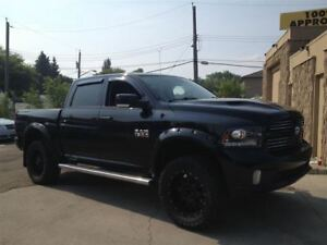LIFTED 2013 Dodge Ram 1500 Sport