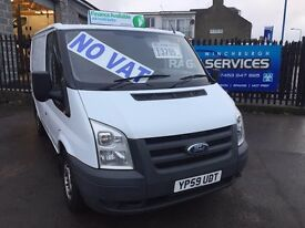 FORD TRANSIT SWB GREAT CONDITION 1 PREVIOUS OWNER PLY LINED *NO VAT* FULLY SERVICED YEARS MOT