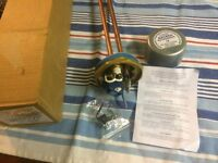 """BACKERSAFE 27"""" STANDARD COPPER IMMERSION HEATER WITH THERMOSTAT NEW IN BOX"""