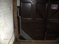 Fittings for Single Garage Door - Cardale Georgian Up & Over