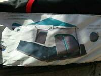 Coleman instant 10 person tent