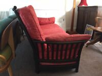 Ercol Renaissance 3 seat sofa. Quality piece, a bit tatty, available until Monday 9th July only.