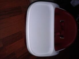 Baby dinner boster chair