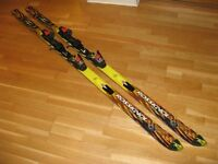 Rossignol Defi 7 skis with Salomon bindings - length 188cm