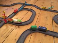 VGC Chuggington Straight And Curved Train Track Pack. £18 new. 5 packs available.Also fits Hotwheels