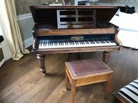 Grand Piano - John Broadwood & Sons - London