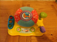 Vtech Learn and Grow Baby Driver