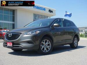 2015 Mazda CX-9 LEATHER/AWD/SUNROOF