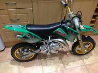 KIDS 50cc NOT A CRAPPY MINI MOTO possible swaps