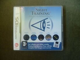 Nintendo DS Game for Sale - Sight Training