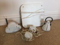 Anglecare sound and movement monitor