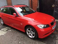 Red BMW 320i Touring E91 TO GO THIS WEEKEND £2000