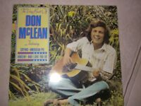 'The Very Best Of' Don McLean Vinyl.