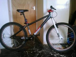 MESH X-Rated Jump bike for sale - £25