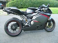 MV AGUSTA F4 1000R 2007 Mint Condition