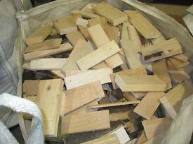 Bulk Bags Timber Off Cuts
