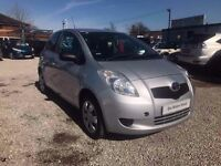 2007 Toyota Yaris 1.0 VVT-i T2 3dr 1 previous owner