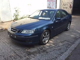 2005 (55) SAAB 9-3 1.9 TiD VECTOR SALOON BREAKING ENGINE, LEATHER SEATS, GEARBOX...