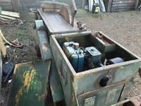 Deisel saw bench