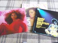 3 Diana Ross Albums £15